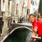 Traveling to Venice with Kids