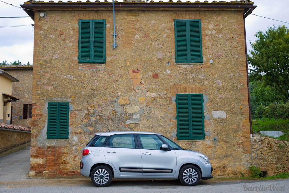 Italy car rental insurance
